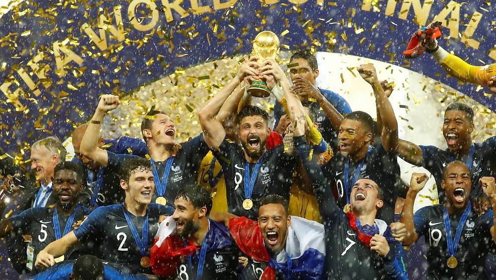 coupe du monde 2018 football Russie équipe de France bière brewpub bordeaux FIFA CM2018 allez les bleus !