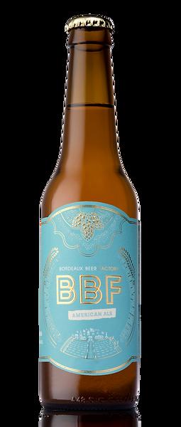 American Pale Ale bouteille de bière artisanale craft beer Bordeaux Beer Factory