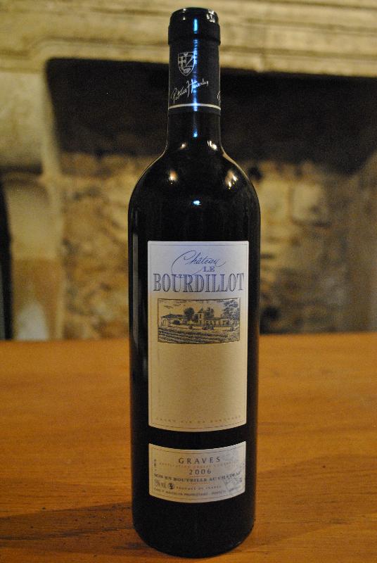 Château le Bourdillot Rouge