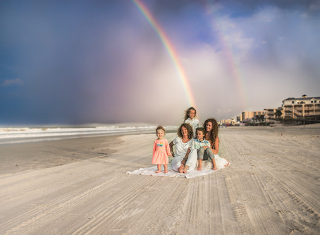 Did Someone Say Double Rainbow?