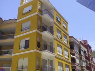 Rehabilitación Edificio Portugal en Lorca