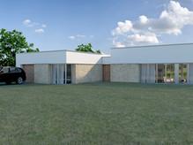 Proyecto de Vivienda Unifamiliar en Planta baja para inmobiliaria