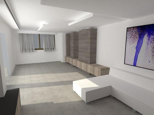 Reforma Integral P&M con gran salón en Lorca