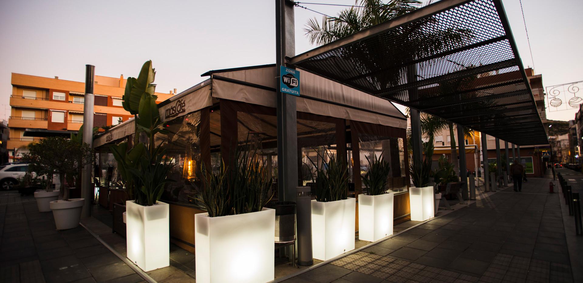 Café Bar Más Café