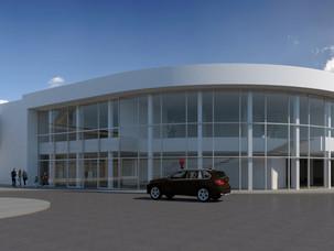 Reforma de Palacio de Congresos y Beach club en Alicante