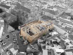 Rehabilitación del Pósito Alto, antigua cárcel de Lorca