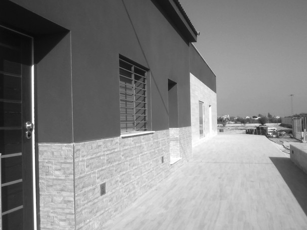 Rehabilitación y ampliación de vivienda M&L con gran salón comedor en Lorca