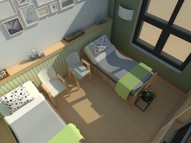 Reforma de Residencia de ancianos