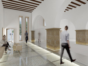 Concurso Rehabilitación Pósito alto (antigua cárcel de Lorca) en centro cultural