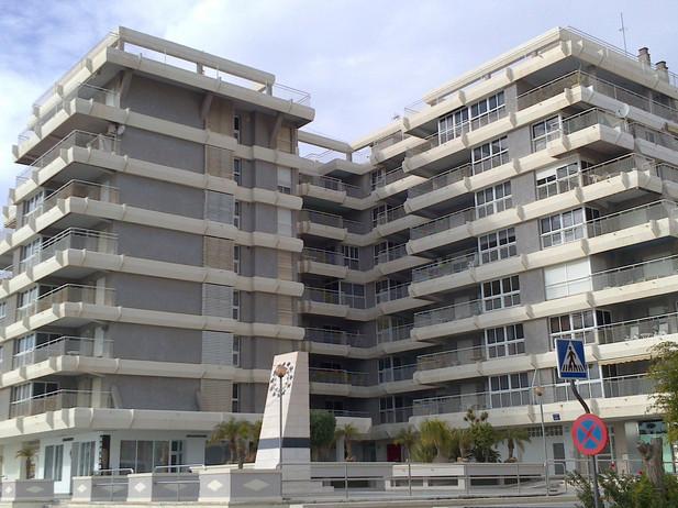 Rehabilitación Edificio Zodiaco en Águilas