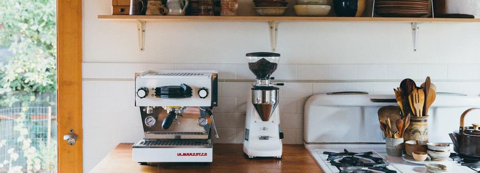 Espressokverner til hjemmebruk
