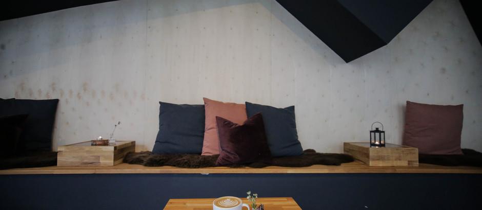 En hilsen fra Dråpe Ålesund Kaffehus