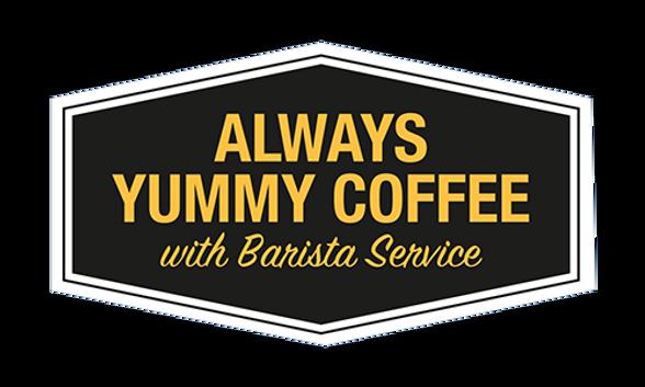 Always Yummy Coffee.png