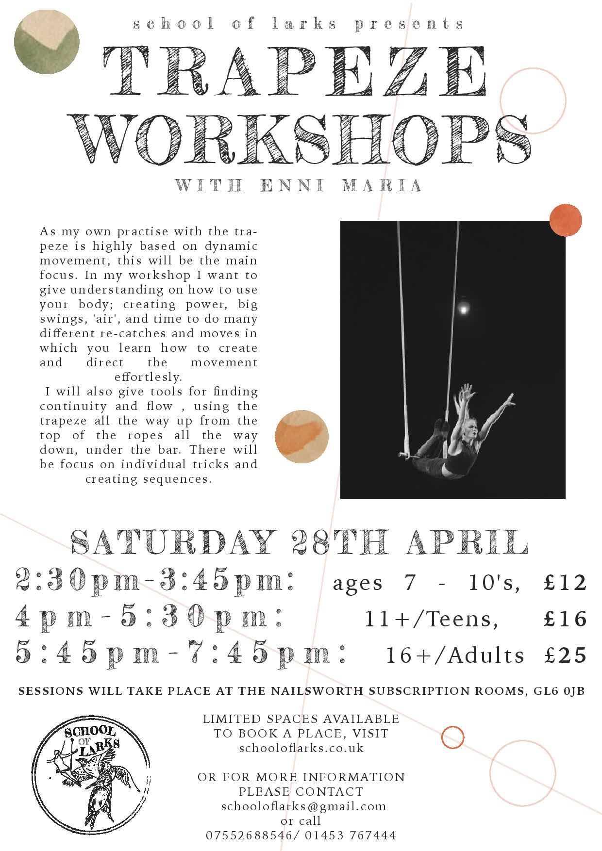 Enni-Maria Lymi trapeze workshops april 2018-jpg