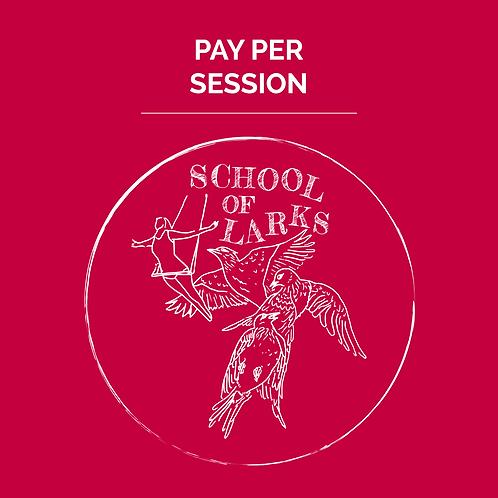 PAY PER CLASS