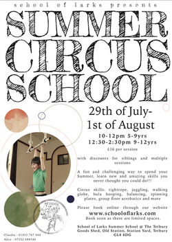TETBURY GOODS SHED CLASSES
