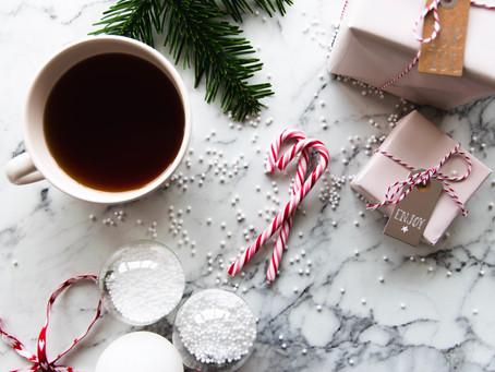 Join Us For Christmas Tea