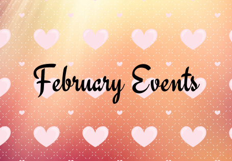 Extra, Extra Read All About Our Upcoming Events!