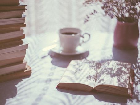 Literary Teas are Back!