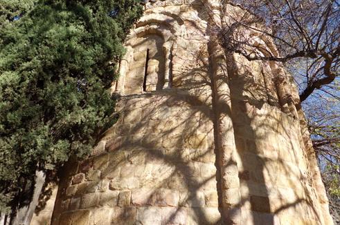 MADRID DESCONOCIDO: La Ermita de San Pelayo y San Isidoro.