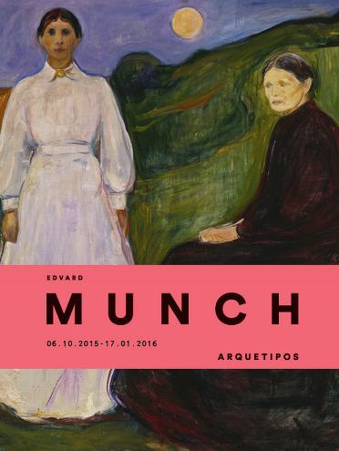 """Munch """"Arquetipos"""" Museo Thyssen."""
