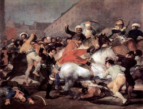 Madrid, 2 de Mayo. 1808.