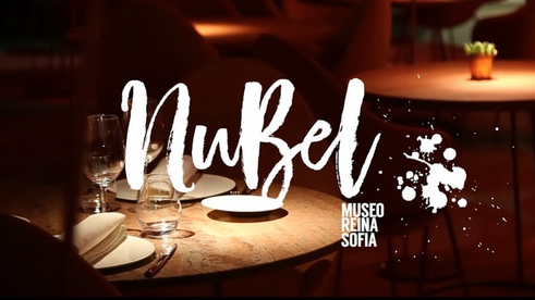 Nubel: Noche de cócteles en el Museo Reina Sofía.