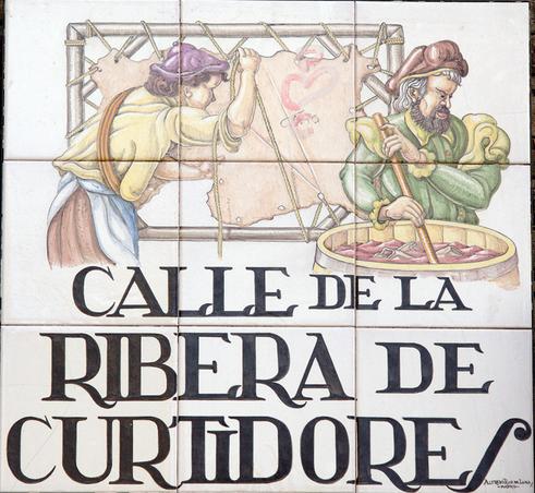 Ribera de Curtidores.