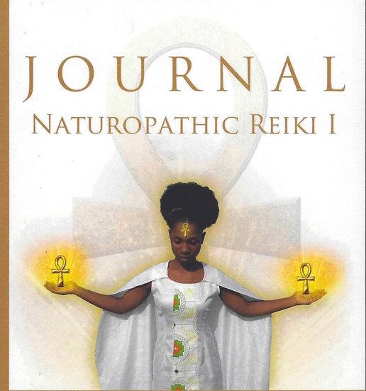 Naturopathic Reiki 1 manual and journal