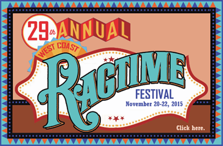 West Coast Ragtime Festival