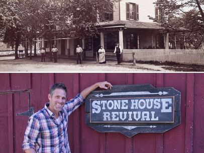 Stone House Revival - The History of the Washington Inn