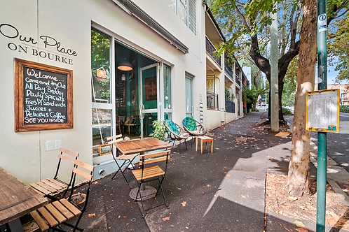 BOUTIQUE RETAIL INVESTMENT IN THE HEART OF DARLINGHURST