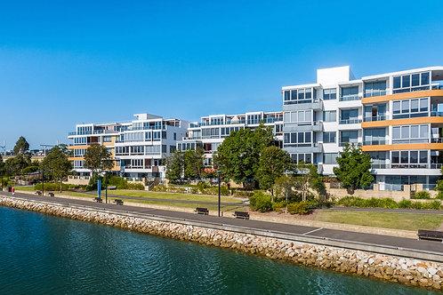 AQUA - 48-50 Shoreline Drive Rhodes NSW 2138