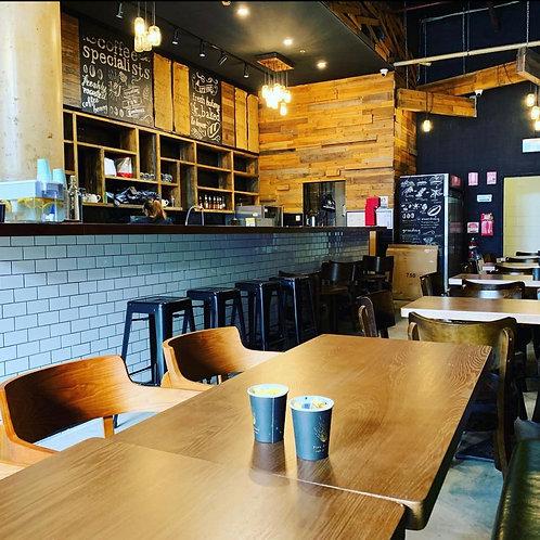 Stunning café/Bar in Rhodes, Selling for $120K