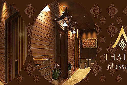 Thai Massage & Spa - Under Management - Low Rent