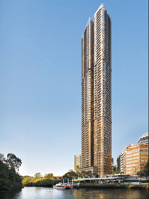180 George全新高层精品公寓