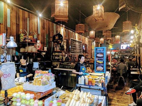 Sydney CBD Famous Thai Restaurant on Pitt street for Sale