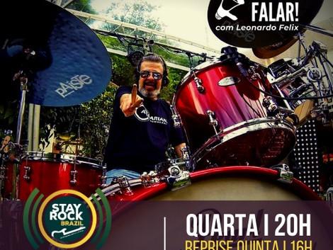 Vamos Falar: Kadu Menezes dá sua versão para o caótico show de Lobão no Rock in Rio 2