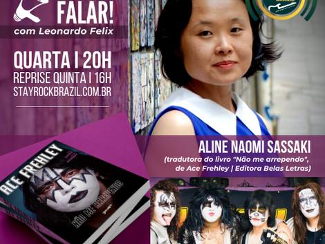 Vamos Falar! | Uma celebração à obra de Ace Frehley no Kiss