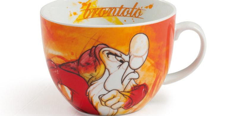 Tasse à cappuccino - Grincheux