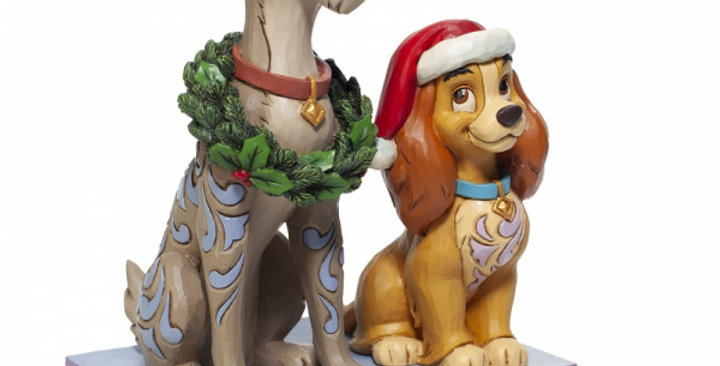Disney Traditions - Decked Out Dogs