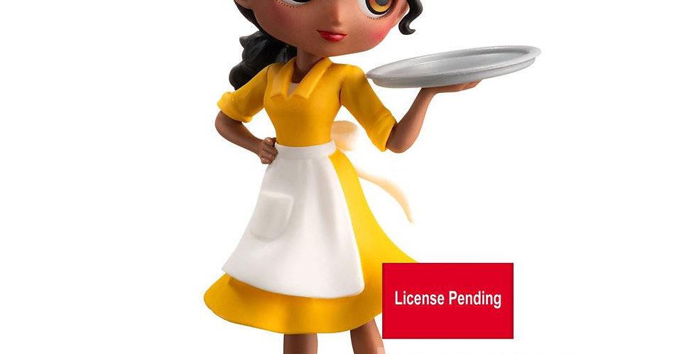 QPosket - Tiana Disney Character