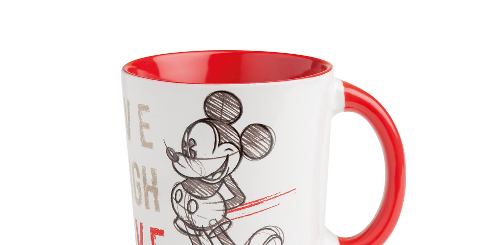 Mug - Live Laugh Love Mickey