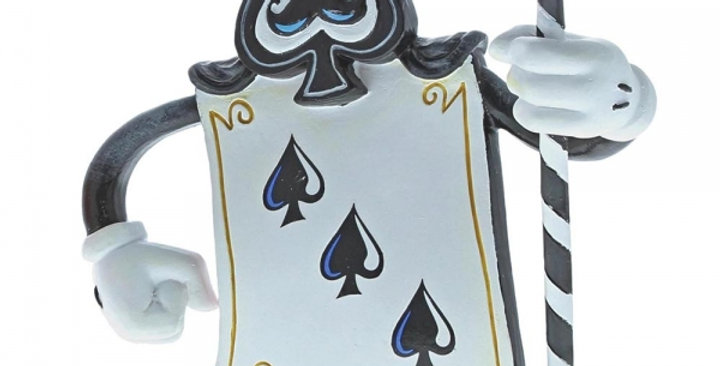 Miss Mindy - Card Guard 3 of Spades