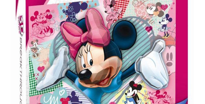 Puzzle 3D Breakthrough - Minnie