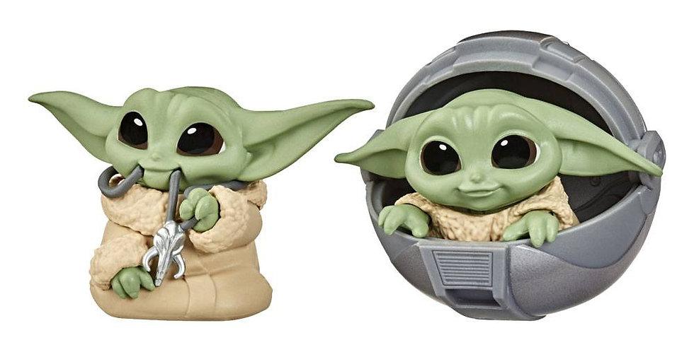 Set de 2 figurines The Child - série 4