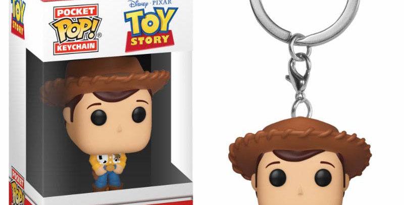 Porte-clés Pop - Woody