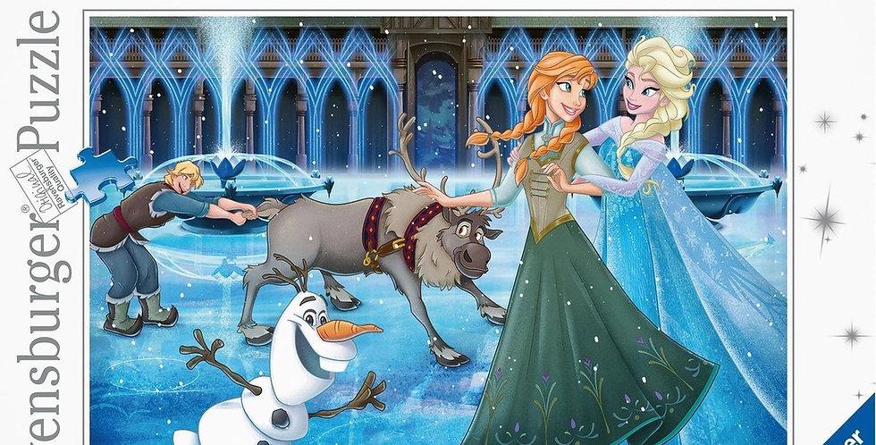 Puzzle 1000 pièces - La Reine des Neiges