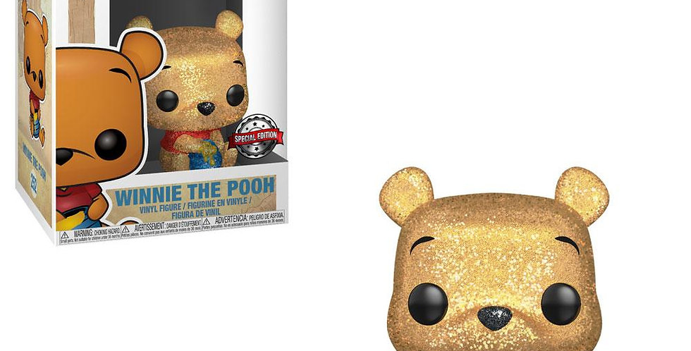 Pop 252 - Winnie the Pooh Diamond Edition