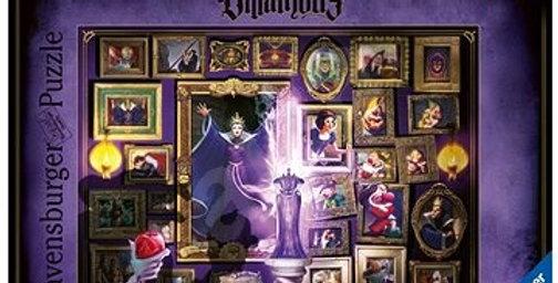 Puzzle 1000 pièces - Villainous Evil Queen